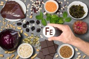 Al hablar de alimentos ricos en hierro, no sólo podemos fijarnos en el contenido de hierro de los alimentos, sino en la cantidad de hierro que nuestro organismo es capaz de asimilar.