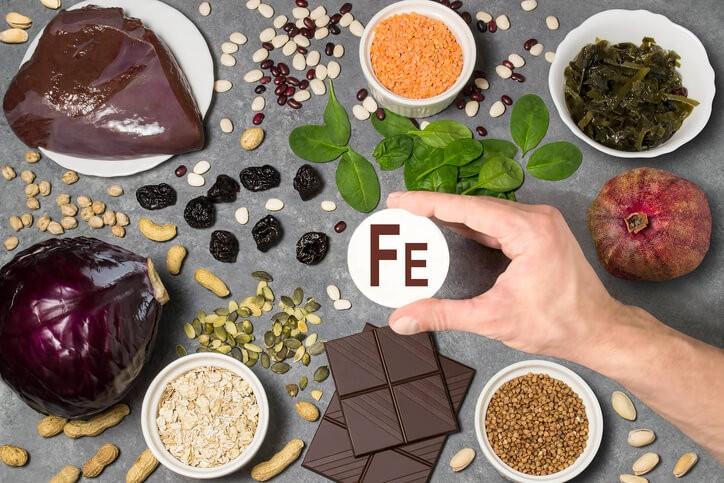 Conoce los Alimentos Ricos en Hierro más Populares