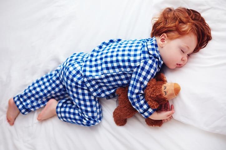 Apnea del Sueño en Bebés y Niños