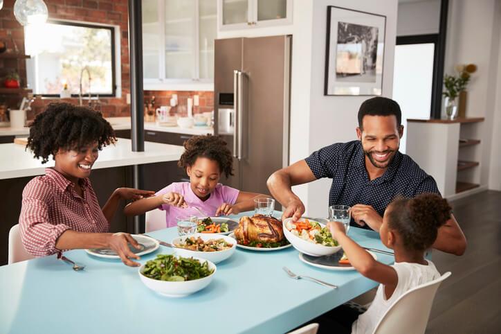 Cenas Saludables en Familia