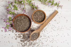 Las semillas de chía no son más que las semillas de una planta ampliamente utilizada en la cocina europea desde hace mucho: la salvia.