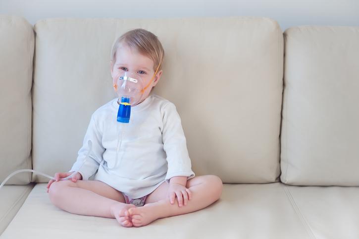 Cómo combatir la Bronquiolitis en Niños y Bebés