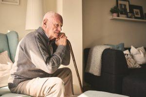 La depresión de la tercera edad es una patología y no forma parte del envejecimiento normal.