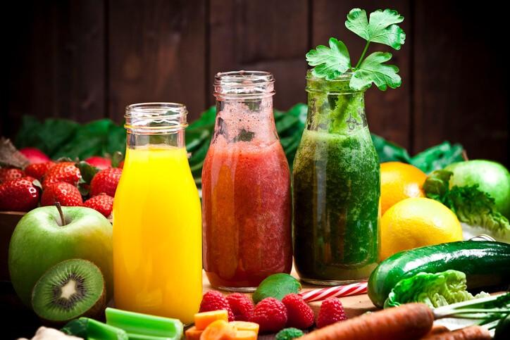 Qué se consigue con las Dietas Detox