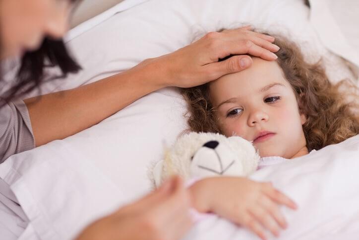 Eritema Infeccioso en Bebés