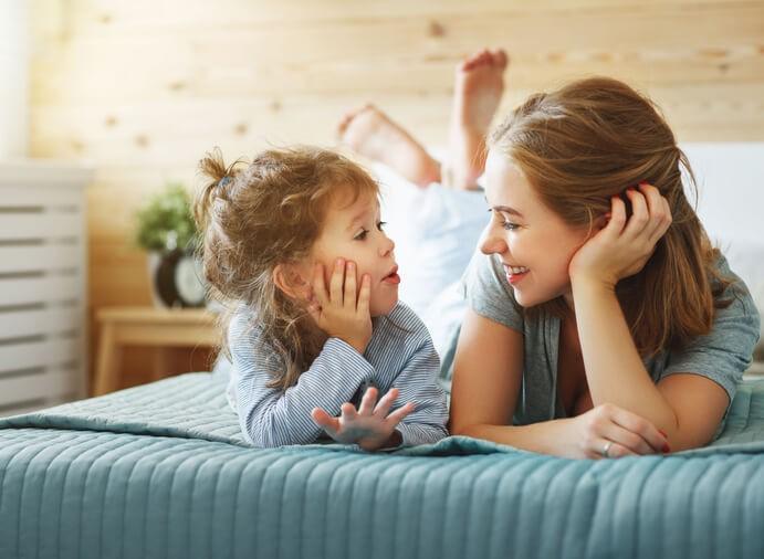 El Desarrollo de la Morfosintaxis en un Niño