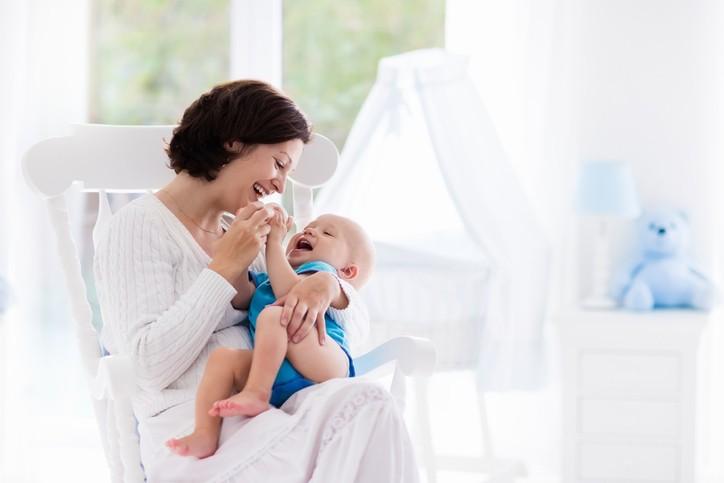 Mamás con Dolor de Espalda