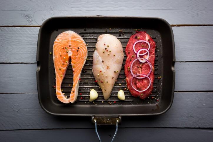Dónde Encontrar Proteínas Más Allá de la Carne y el Pescado