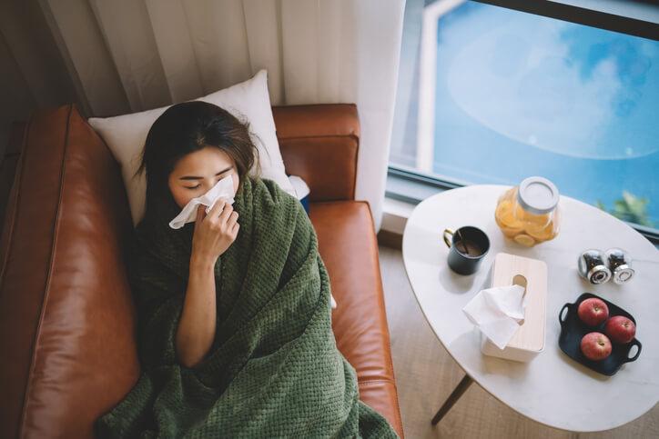 Causas, Síntomas, Tratamiento y Prevención de la Gripe