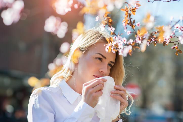 Reacción Alérgica, Conducta a Seguir