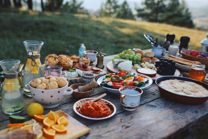 Dieta Mediterránea, Que Beneficios Aporta