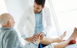 La operación de menisco está indicado para pacientes con lesiones graves en los meniscos.