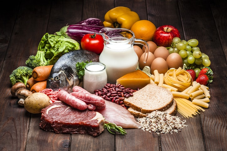 Alimentos altos en histamina
