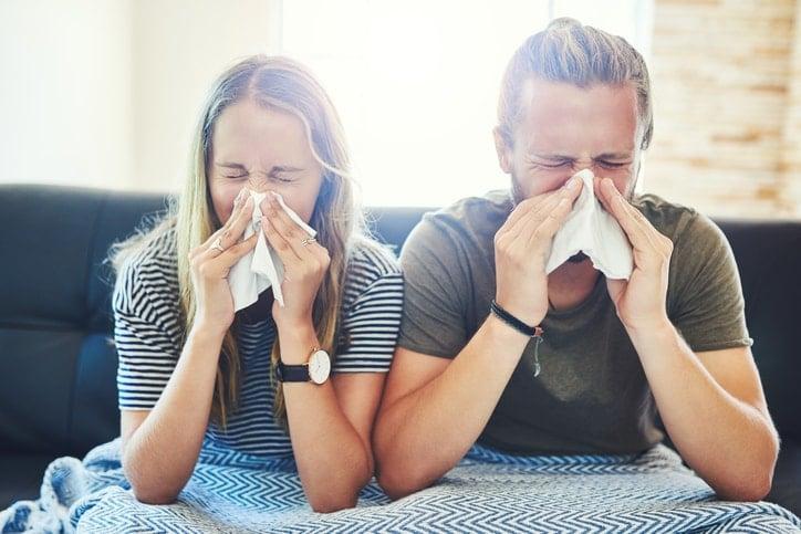 Cómo prevenir y aliviar los síntomas de la gripe