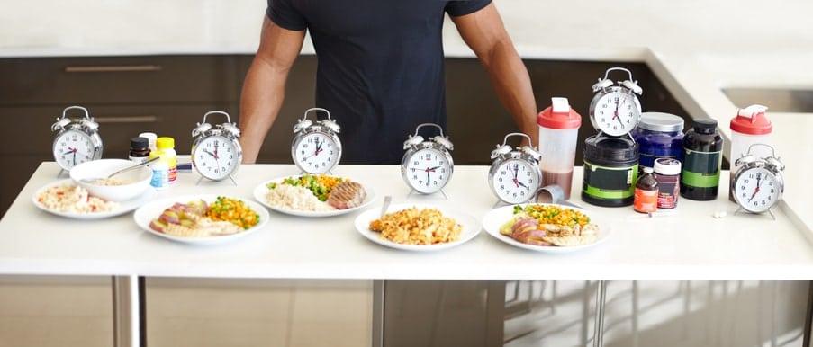 Alimentación para deportistas