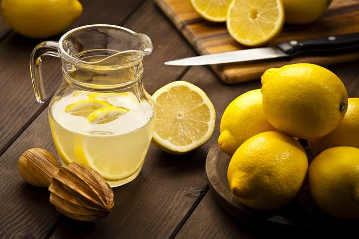 Dieta del limón