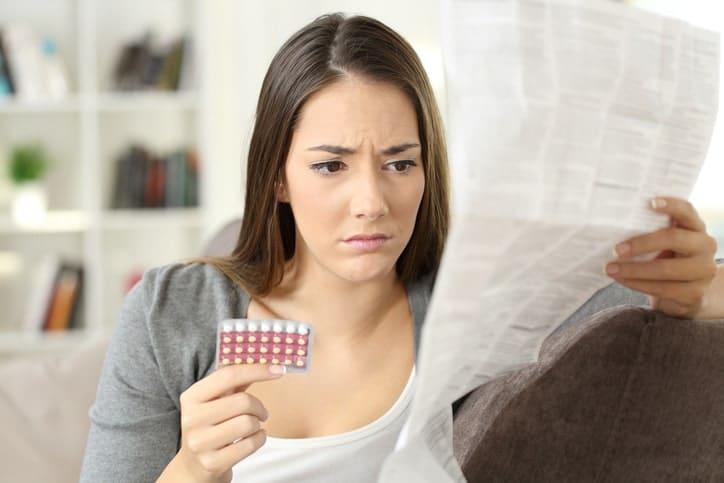 Qué hacer si me olvido de tomar la píldora