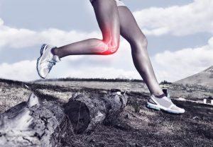 Una lesión en la rodilla puede afectar a cualquiera de los ligamentos, tendones o bolsas sinoviales de la articulación.