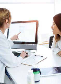 Revisión ginecológica