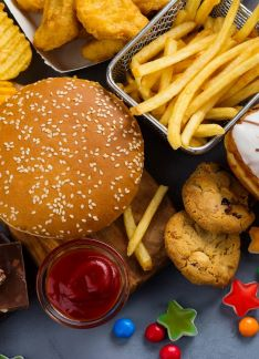 Cáncer colorrectal, factores de riesgo y dieta