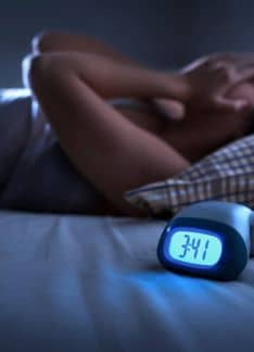 Estudio del sueño a domicilio para solucionar los trastornos del sueño